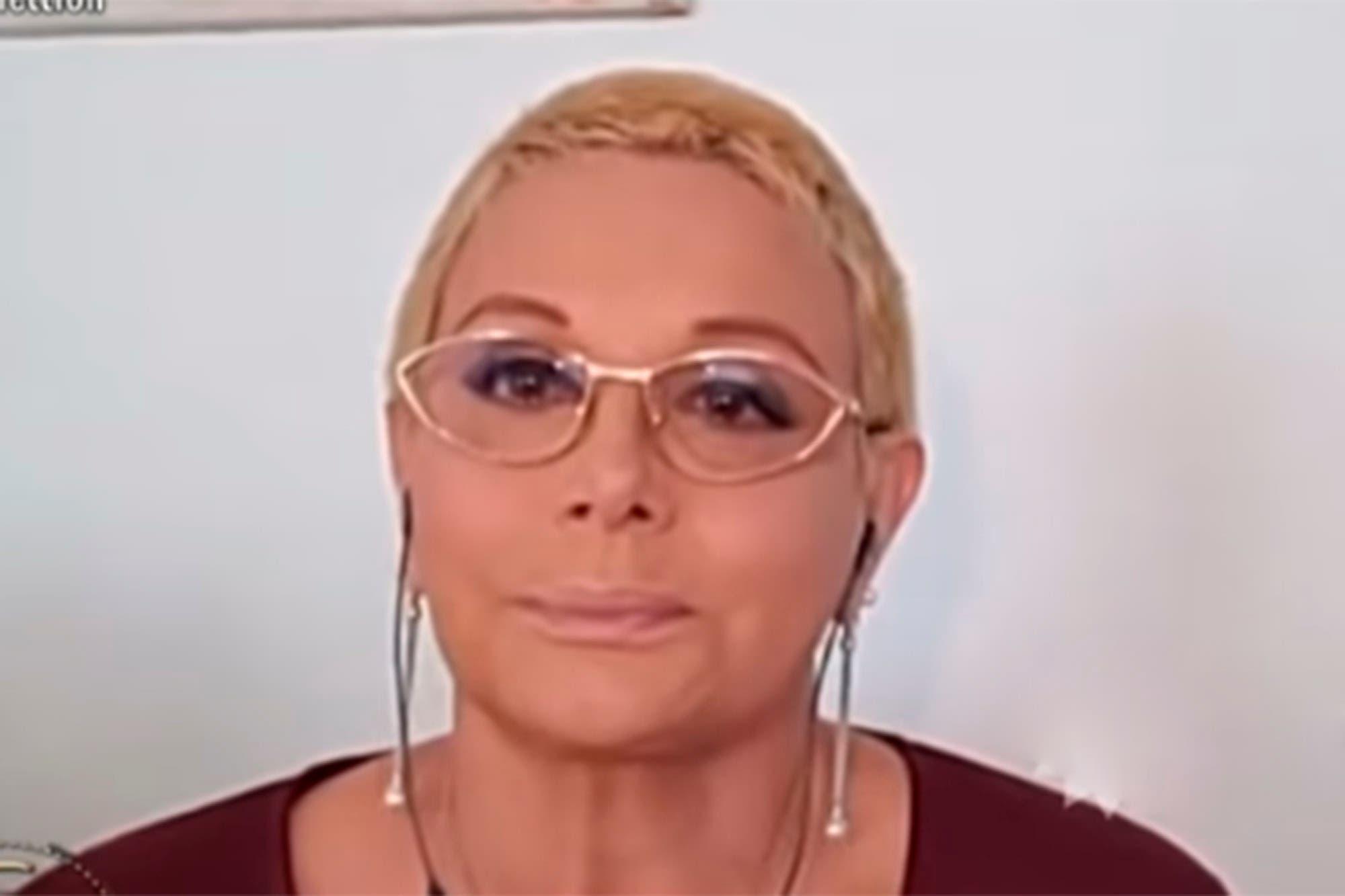 """Carmen Barbieri se quebró tras recibir un mensaje de Federico Bal: """"La estamos pasando mal"""""""