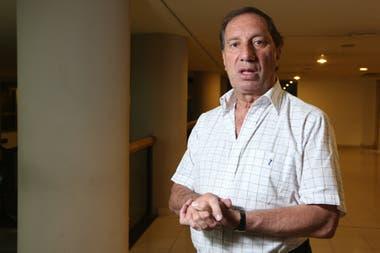Bilardo, uno de los personajes más salientes del fútbol nacional: campeón intercontinental por Estudiantes como jugador y campeón y subcampeón mundial como entrenador del seleccionado argentino.