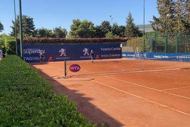 El torneo WTA de Palermo, en Italia, será el primero del circuito tras la cancelación por el brote de coronavirus.