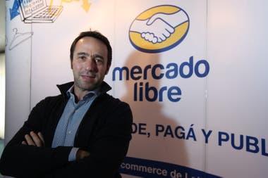 Marcos Galperin es el fundador y CEO de Mercado Libre