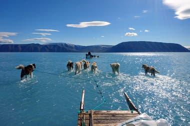 El deshielo de Groenlandia es objeto de múltiples estudios y expediciones