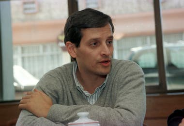 El fiscal Taranto, figura clave en el juicio