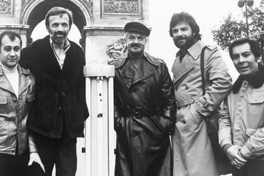 Quinteto Nuevo Tango, de Piazzolla, con Fernando Suárez Paz
