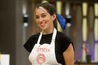Leticia Siciliani: por qué no estuvo en MasterChef Celebrity