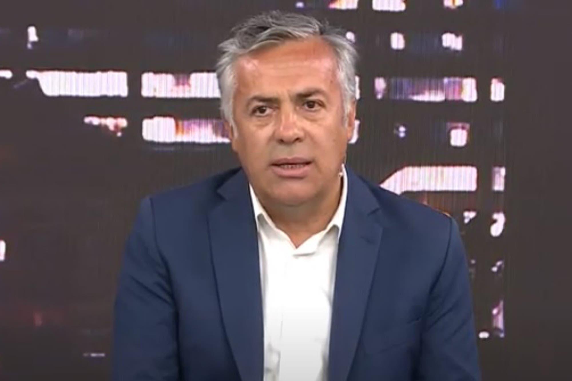 """Alfredo Cornejo: """"Formosa puede terminar como Catamarca con el caso María Soledad"""""""