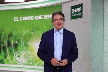Sebastián Campanario, periodista y economista