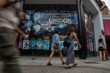 El Belgrano Multiplex y una postal detenida en el tiempo