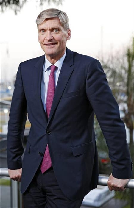 El CEO global de Syngenta, Erik Fyrwald