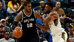 Boston Celtics-San Antonio Spurs, NBA: horario, TV y cómo ver online