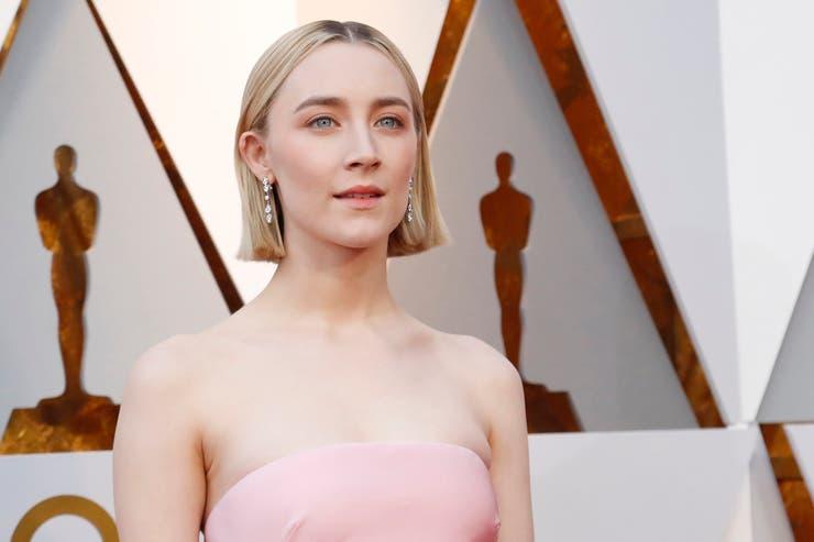 Saoirse Ronan tampoco pudo imponerse en la categoría de mejor actriz