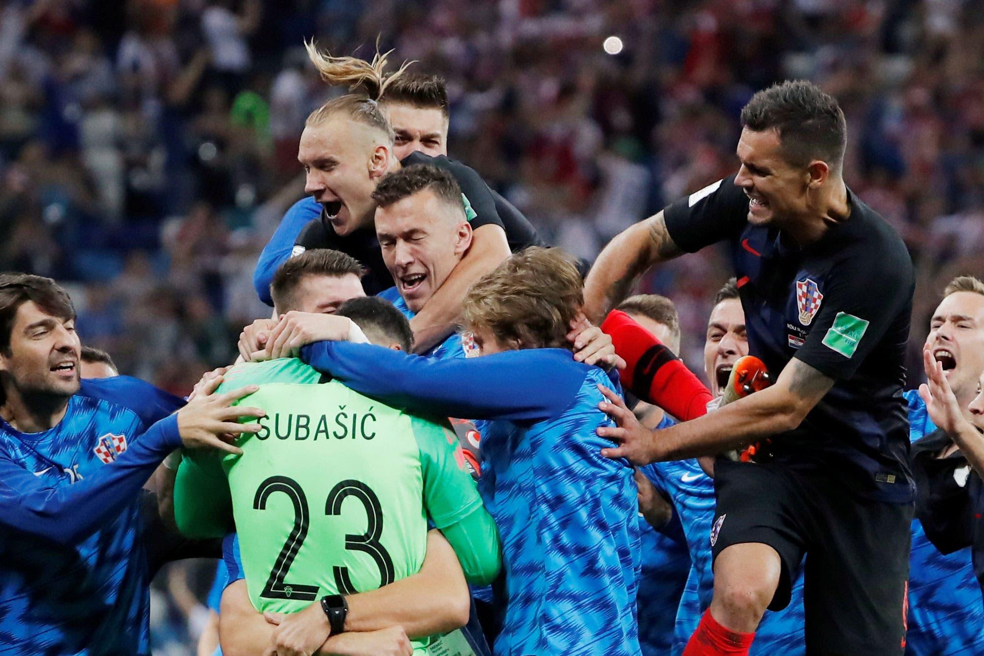 Croacia-Dinamarca, Mundial Rusia 2018: el resumen de los goles y los penales