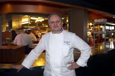 El chef francés tenía 32 estrellas Michelin