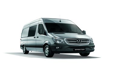 La Mercedes-Benz Sprinter
