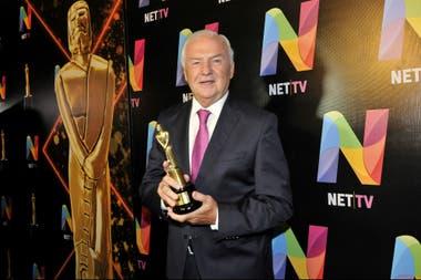 Fernando Niembro, triunfador en la gala