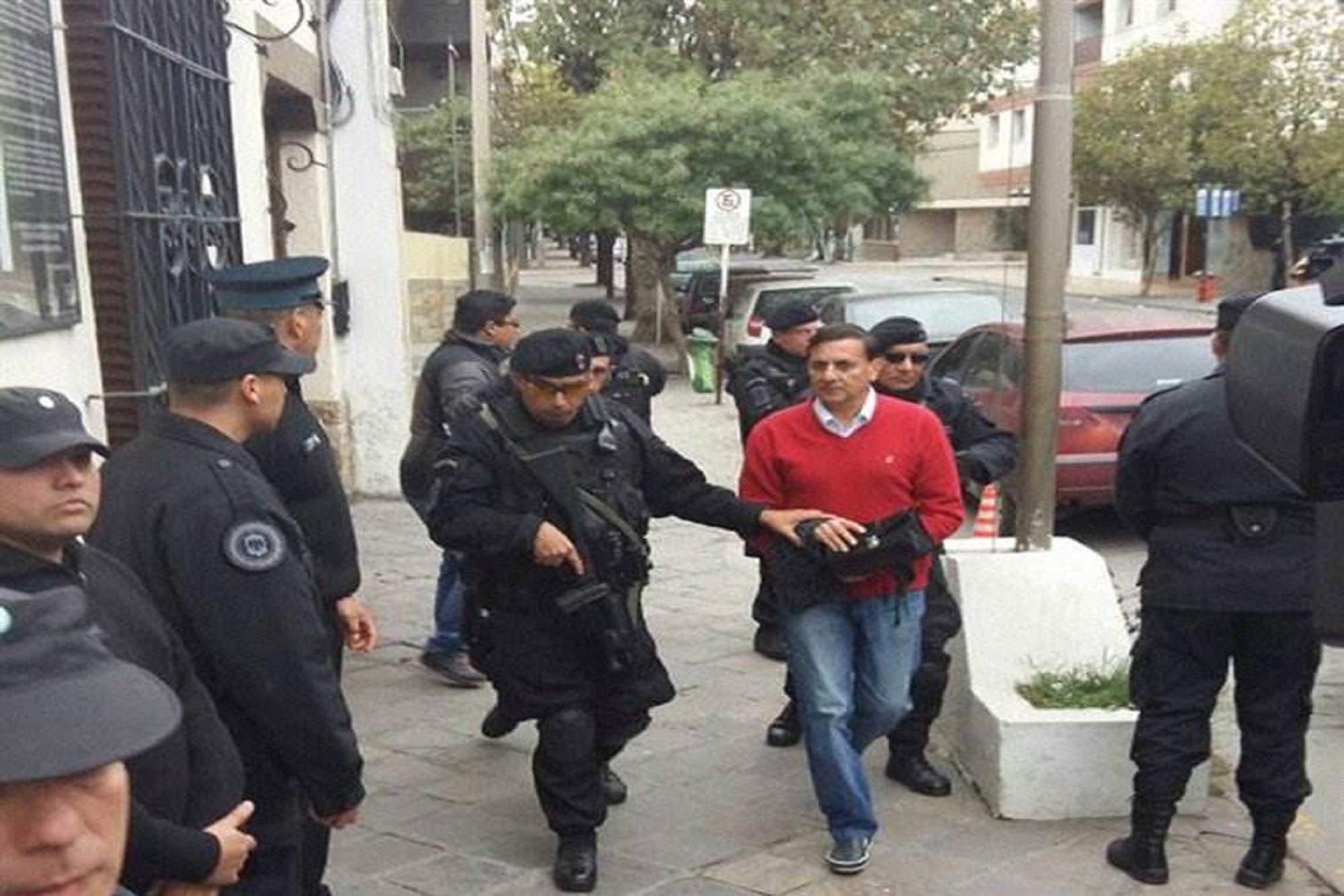 Frontera caliente: pidieron 25 años de prisión para el exjuex Reynoso