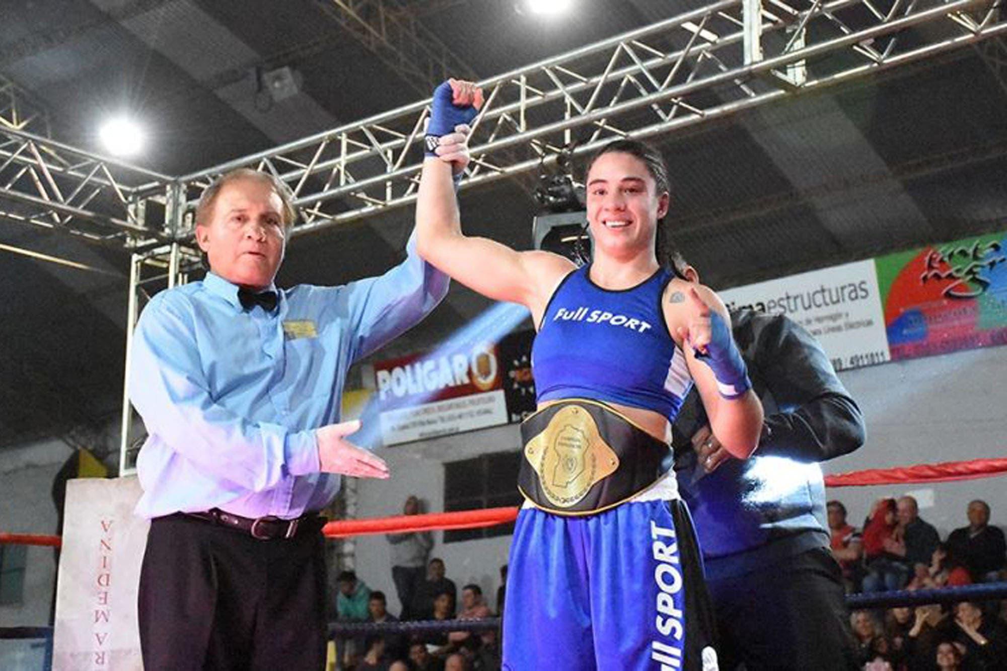 Un drama en Córdoba: murió la boxeadora Yazmín Marzo, integrante de la selección