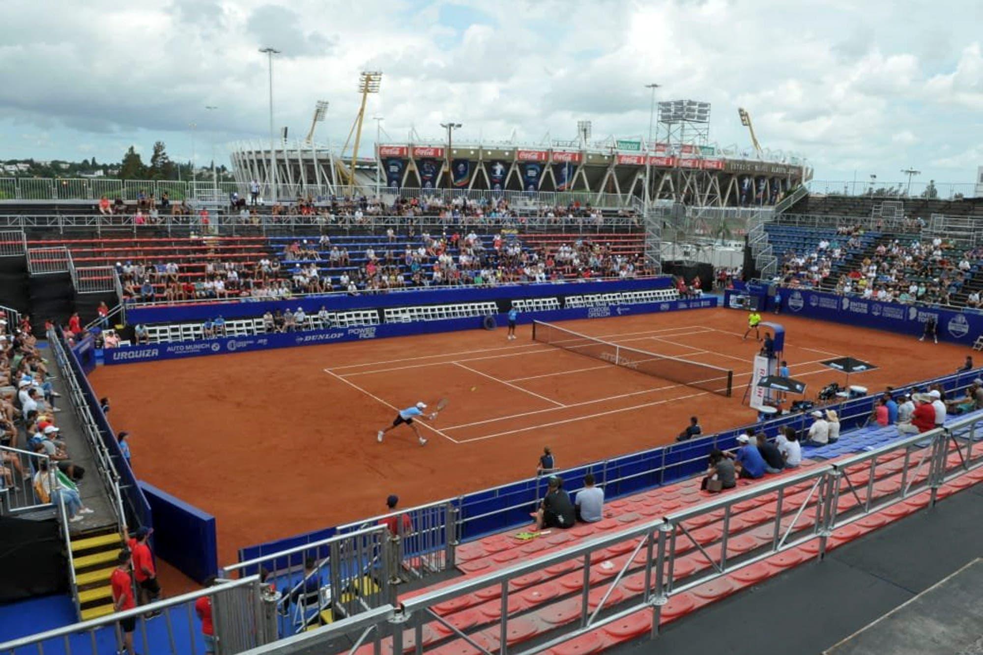 El Córdoba Open, nuevo ATP de la Argentina, se pone en marcha con horarios para luchar contra el calor