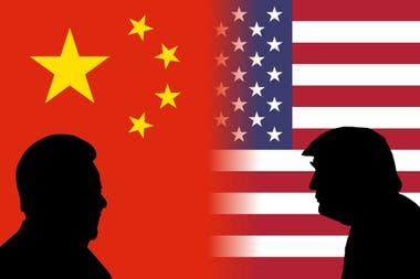 """A casi 4 meses de la firma de la """"fase uno"""" del acuerdo comercial, el coronavirus volvió a tensar la relación entre Estados Unidos y China"""