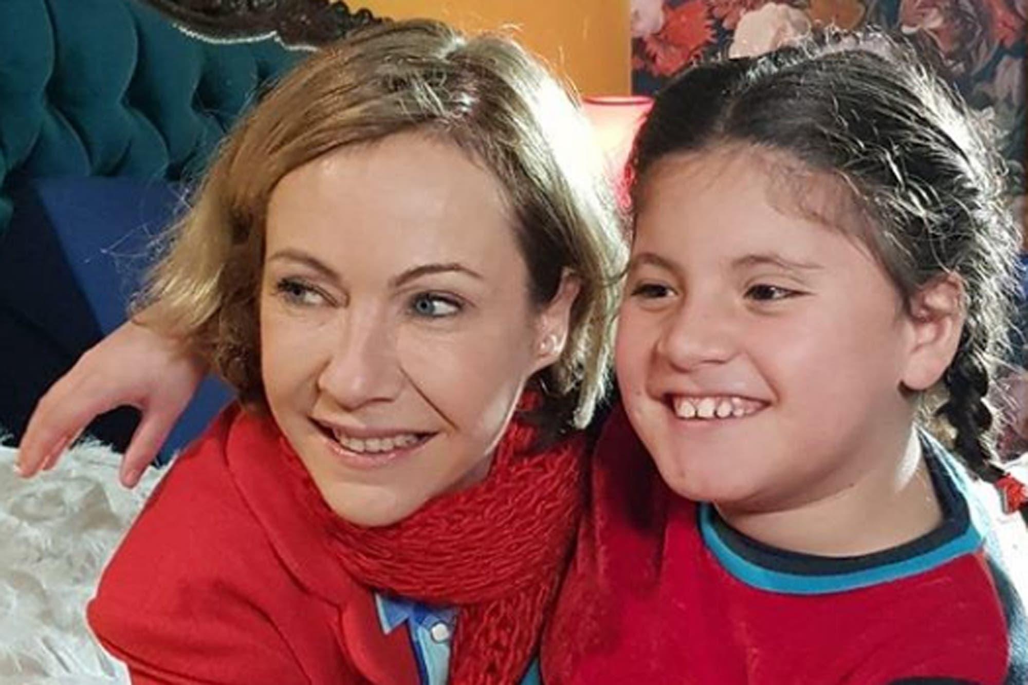 El emotivo saludo de Inés Estévez a su hija Vida en su cumpleaños