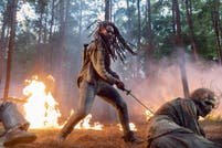 El final de una era en The Walking Dead: así fue la partida de Michonne de la serie