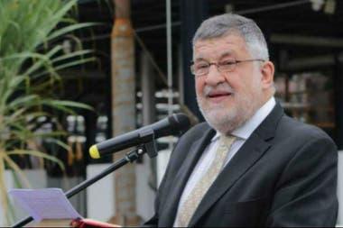 El empresario Jorge Rocchia Ferro