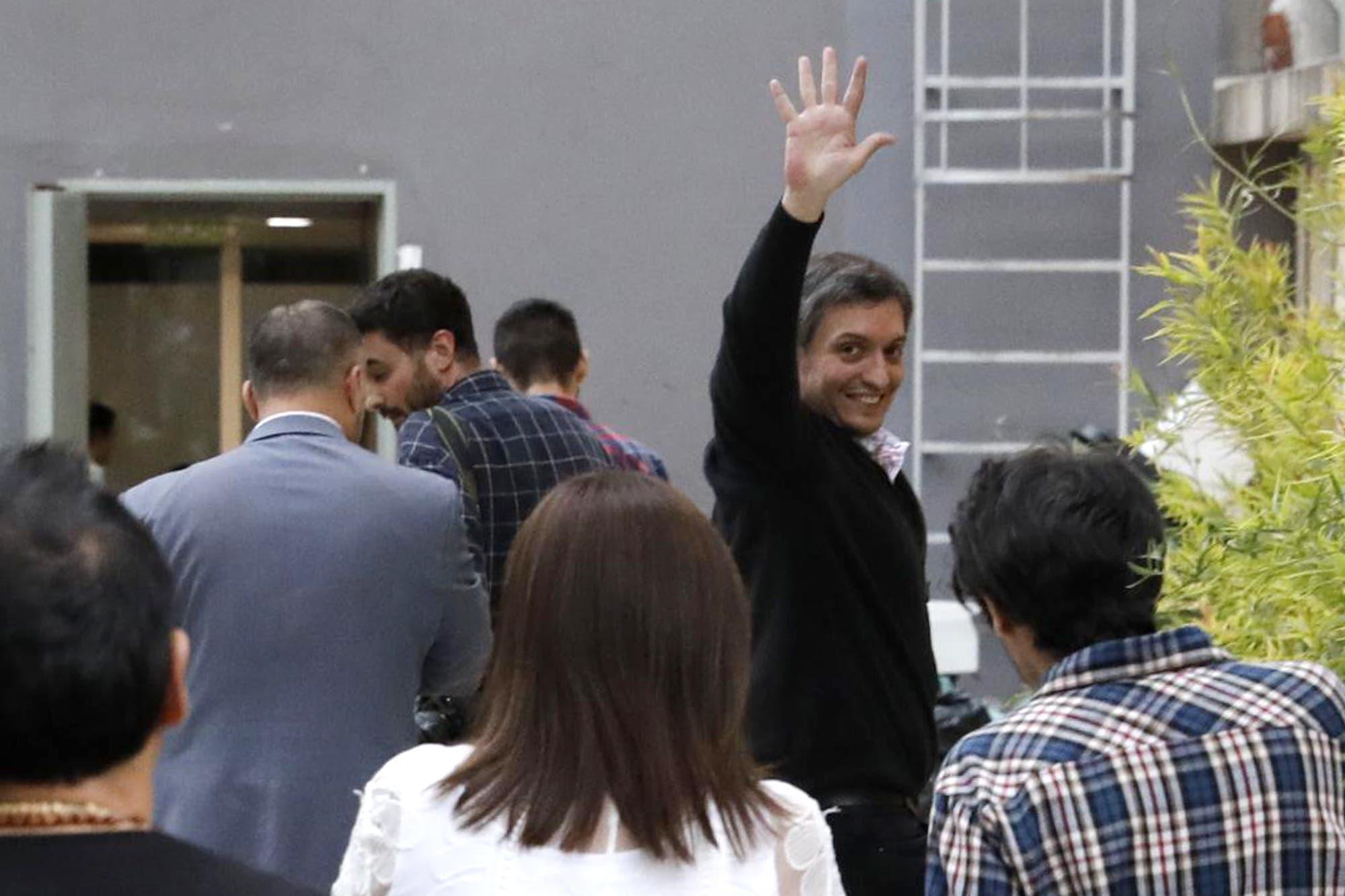 """Alberto Fernández: """"Máximo heredó lo mejor de Néstor"""""""