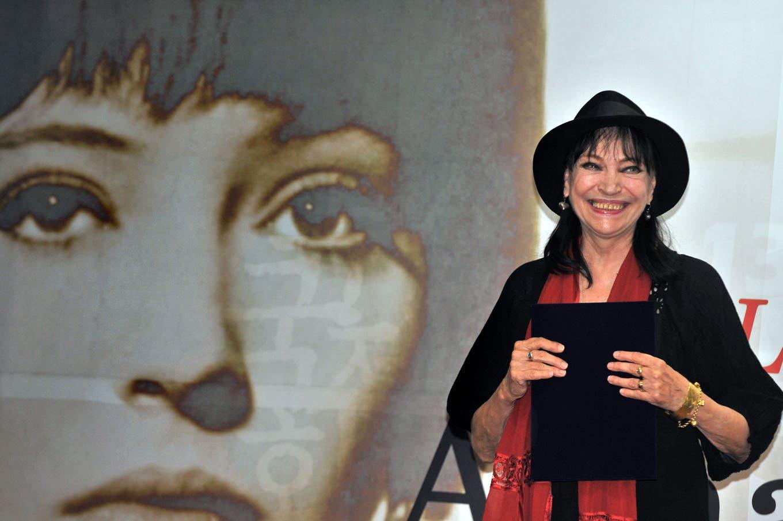 Murió Anna Karina, estrella de la Nouvelle Vague
