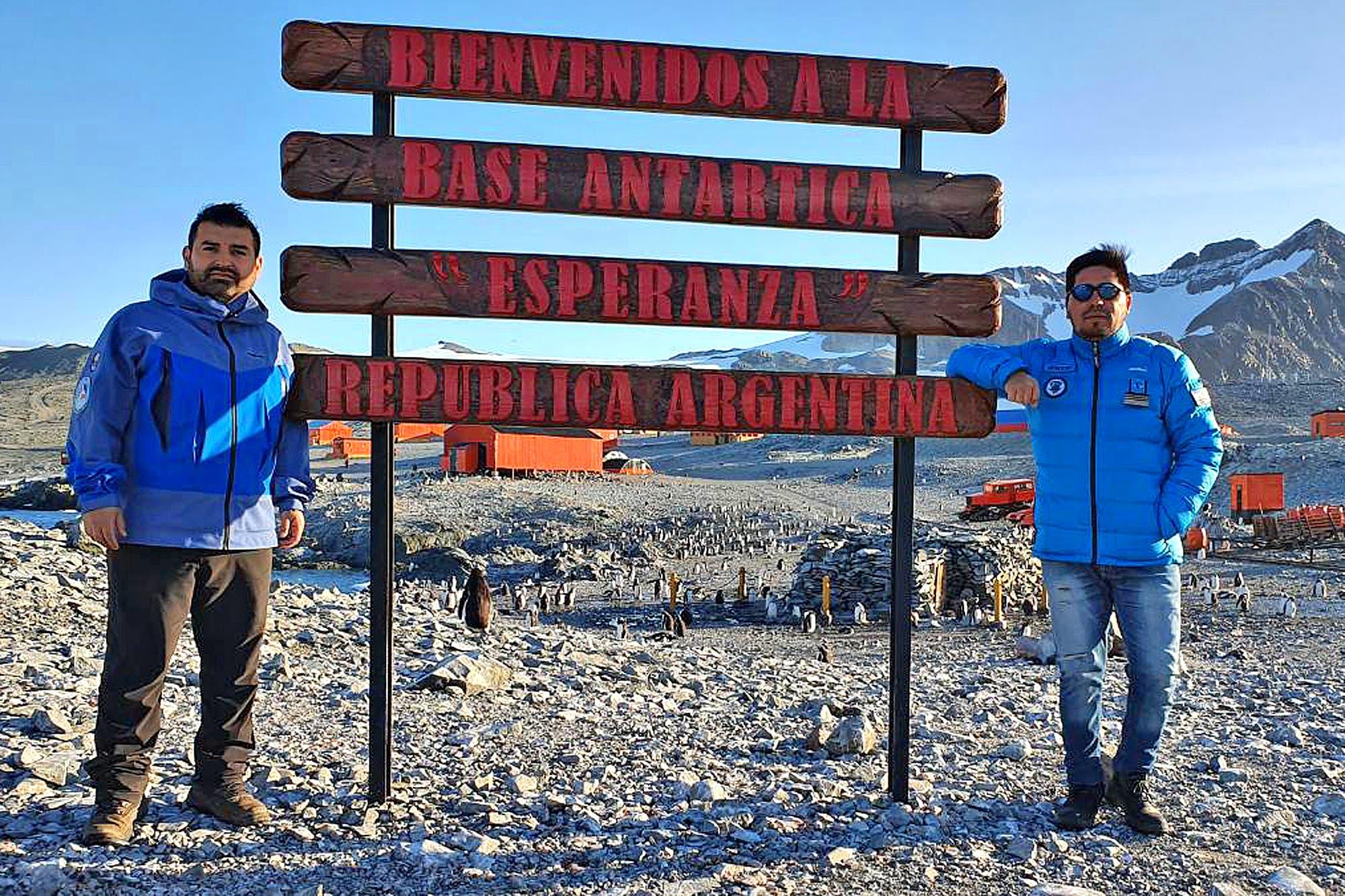 La Antártida vivió su día más cálido desde que se tiene registro, con más de 18°