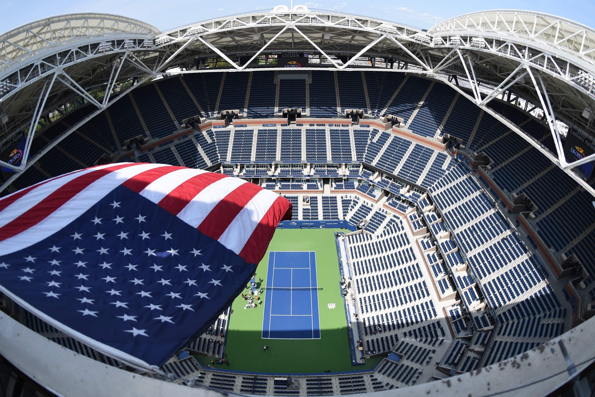 Tenis 2x1: la propuesta para jugar un Masters 1000 y el US Open en Nueva York