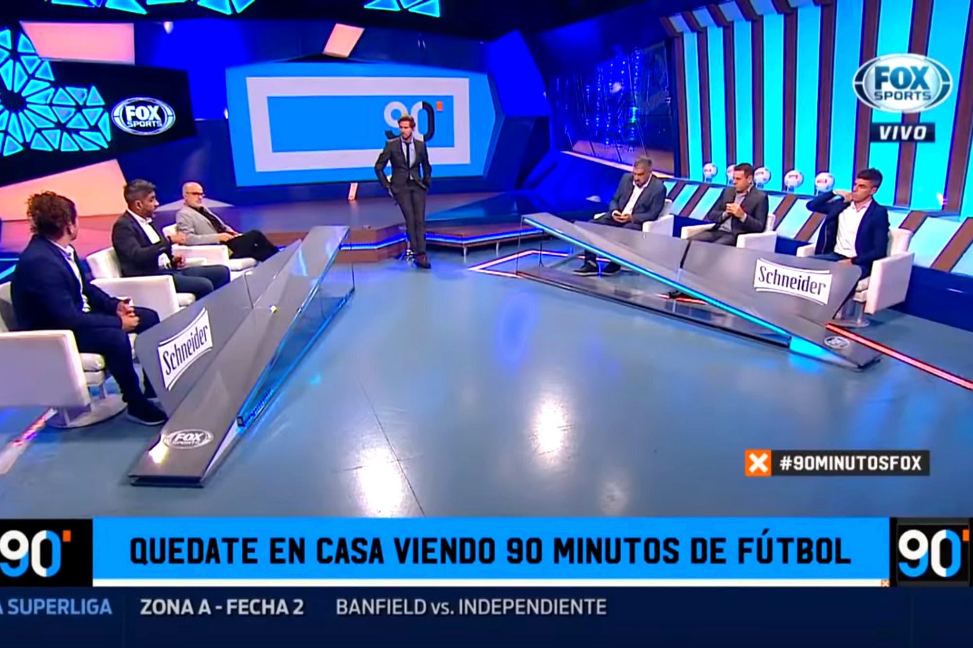 90 Minutos De Futbol En Vivo Por Internet 90 minutos de fútbol: el programa que mantiene la fórmula