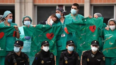 El estudio español es uno de los principales esfuerzos para conocer el tamaño real de la pandemia