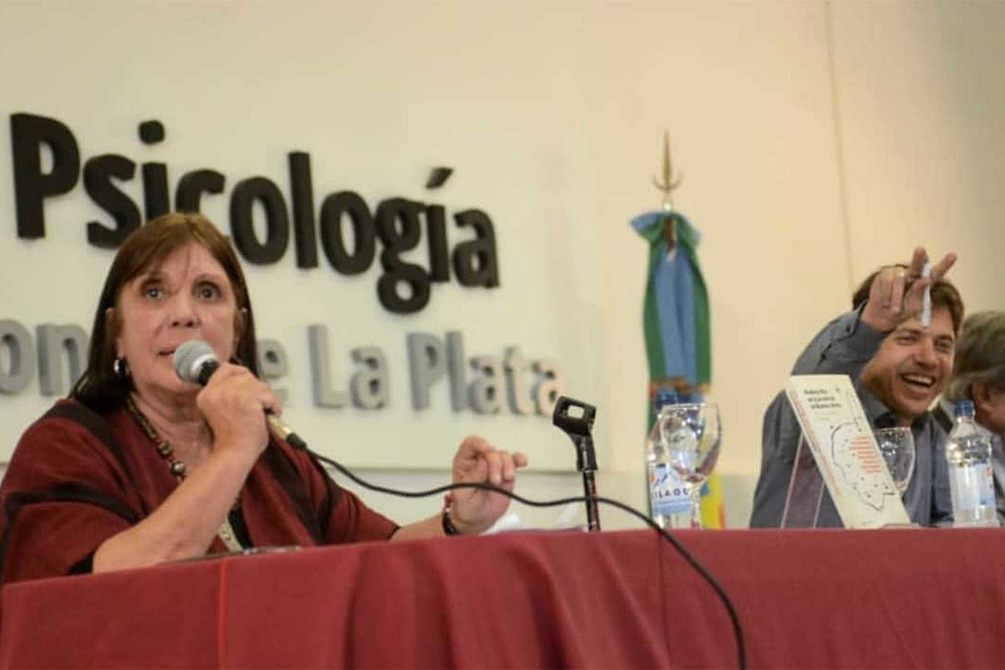 """Coronavirus en la Argentina. La ministra de Gobierno de Axel Kicillof respaldó la proyección de Daniel Gollán sobre """"cadáveres apilándose"""""""