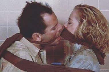La tensión sexual no resuelta entre Maddie y David fue uno de los principios del programa hasta la tercera temporada