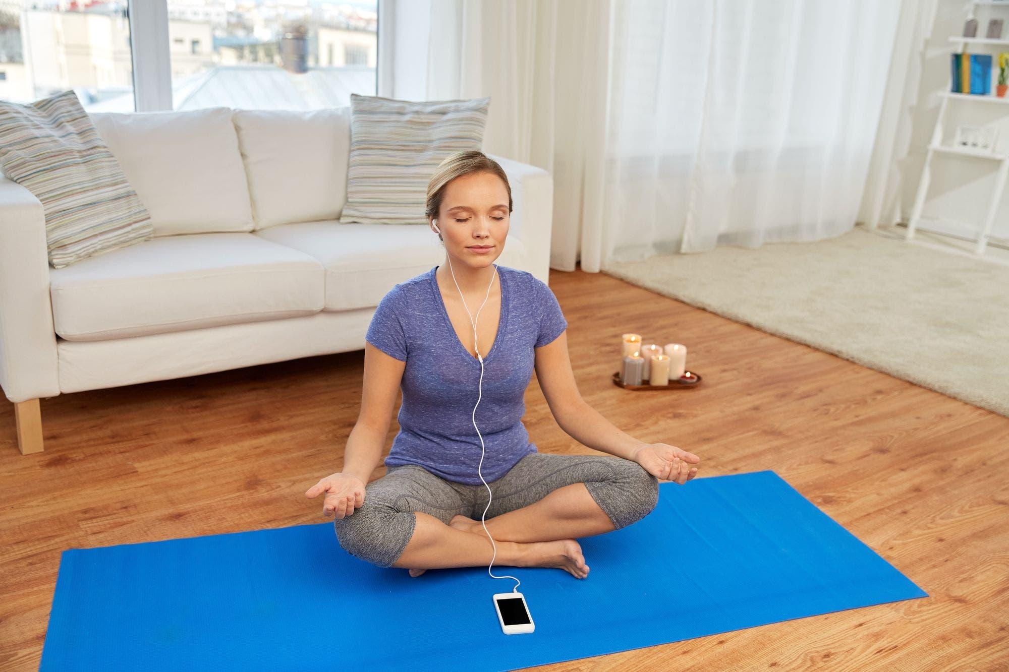 ¿Qué buscan las apps que nos invitan a meditar?