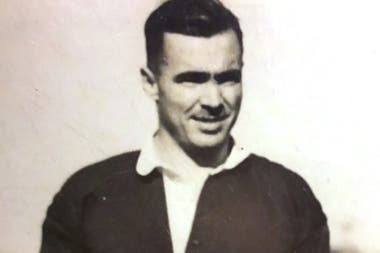 Colin S. Campbell, hijo del patriarca John Strachur.