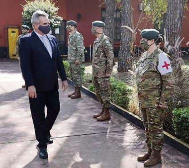 El ministro Agustín Rossi convocó a unas jornadas pedagógicas para debatir cambios en los planes de estudios de los liceos militares