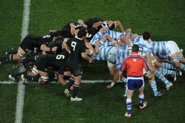 All Blacks vs. los Pumas, un clásico del Championship