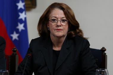Alicia Castro criticó el giro del Gobierno y renunció a ser embajadora en Rusia