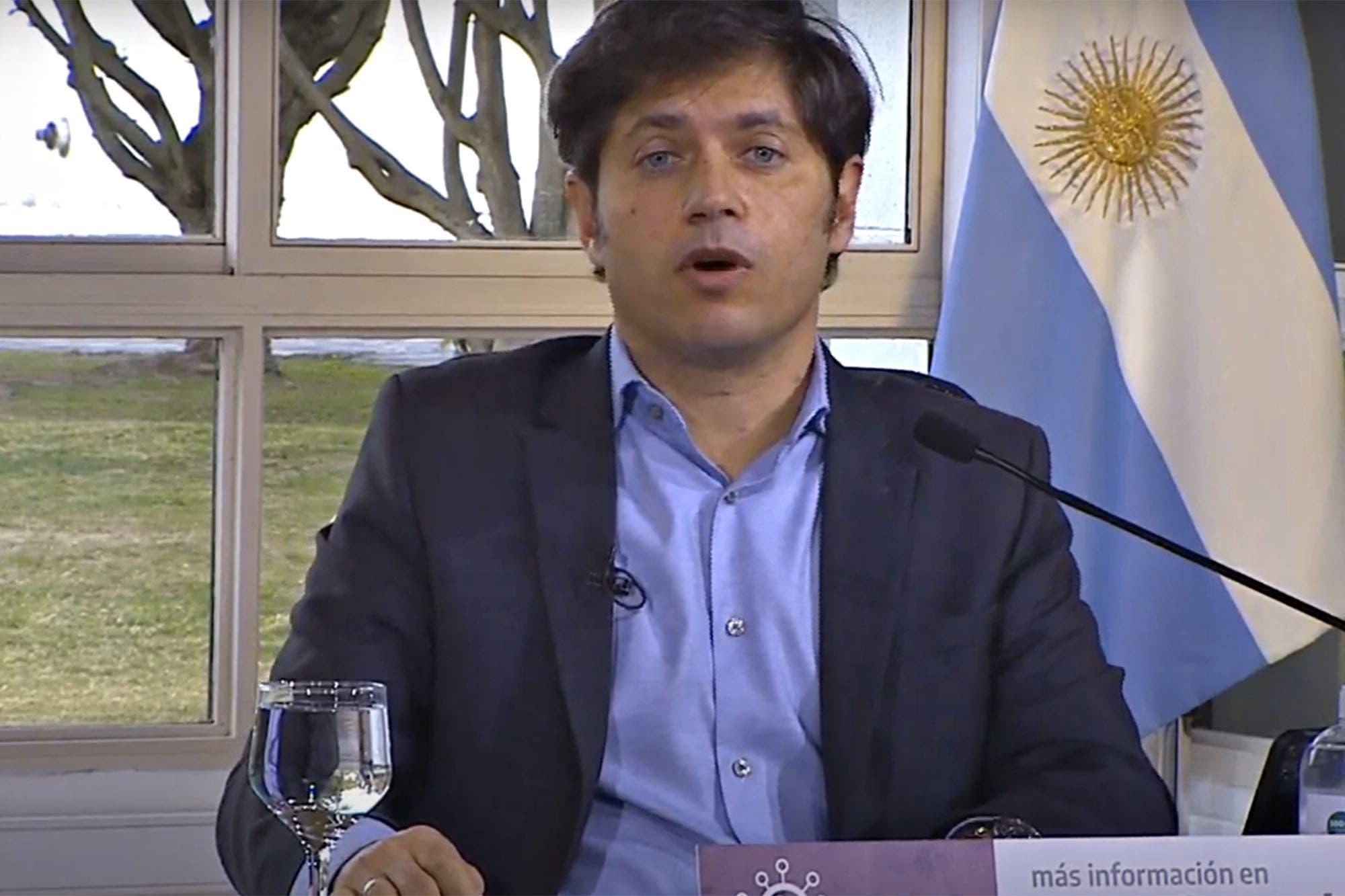 """La embajada de España desmintió a Axel Kicillof: """"Ninguna parte del territorio español está en cuarentena"""""""