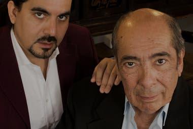 Leonardo y Fernando Suárez Paz