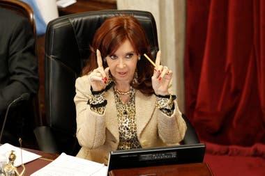 El procesamiento de Cristina Kirchner en el caso de los cuadernos de las coimas fue confirmado por los jueces Bruglia y Bertuzzi, que fueron ahora desplazados
