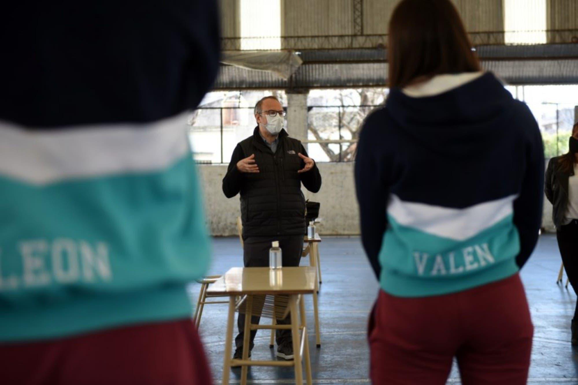 En medio de la negociación entre Nación y Ciudad, intendentes del conurbano le piden a Axel Kicillof regresar a las aulas