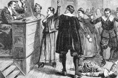 Niños también fueron declarados culpables de brujería y condenados a muerte en la hoguera