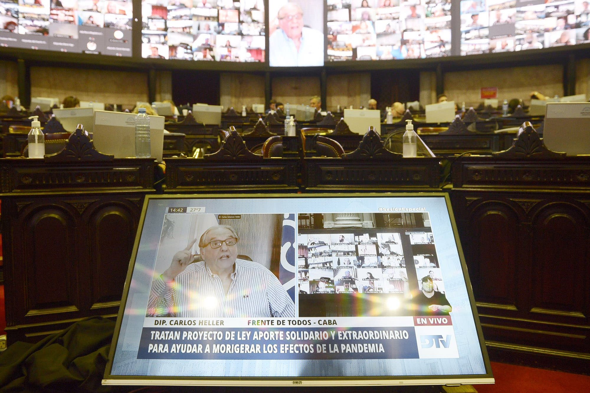 Aborto: el Gobierno debe corregir un decreto y extender las sesiones ordinarias para cumplir con el cronograma en Diputados