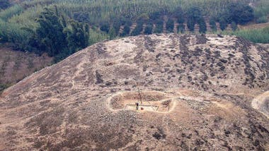 Hay espacios que aún están siendo explorados y que ya están amenazados por la apropiación ilegal de terrenos.