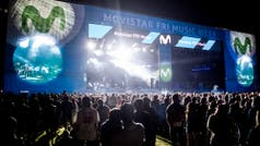 30 mil personas pasaron por el Movistar Fri Music Week