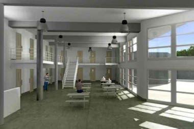 En Marcos Paz se est construyendo una nueva crcel para traslada las instalaciones de la que funciona en Villa Devoto