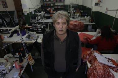 La fundación La Alameda, de Gustavo Vera, suele denunciar talleres clandestinos