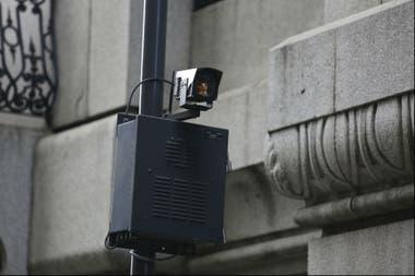Las cámaras que sacan las fotomultas