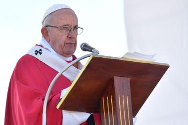 El pontífice dio un fuerte discurso contra las mafias en Palermo, Sicilia, tierra de la Cosa Nostra